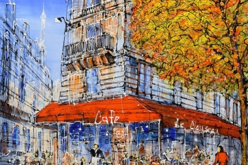 Paris - Original - SOLD