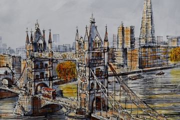 London - Original - SOLD